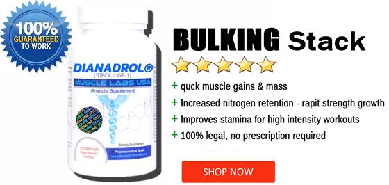 Anabolic bulking